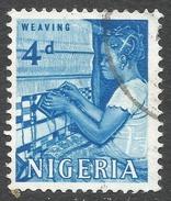Nigeria. 1961 Definitives. 4d Used. SG 94 - Nigeria (1961-...)