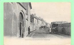 78 CONFLANS - CHENNEVIERES - Grande Rue - Animée - Conflans Saint Honorine