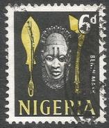Nigeria. 1961 Definitives. 6d Used. SG 95 - Nigeria (1961-...)