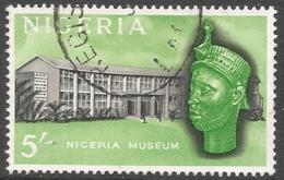 Nigeria. 1961 Definitives. 5/- Used. SG 99 - Nigeria (1961-...)