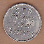 AC -  CTR PARKING TOKEN SYSTEMS TOKEN - JETON - Monetary /of Necessity