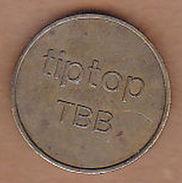AC -  TIPTOP TBB KARCHER CLEAN PARK TOKEN - JETON - Noodgeld