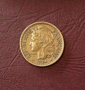 TOGO - TERRITOIRES SOUS MANDAT FRANÇAIS - 2  Francs 1924 Paris - Togo