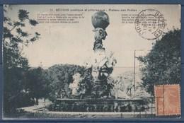 = Béziers Poétique Et Pittoresque Plateau Des Poètes, Hérault, Timbre 235 Le 1.IV.1931 - Beziers