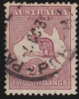 Australia       .       SG     .      110       .       O        .    Gebruikt    .    /    .     Cancelled - Used Stamps