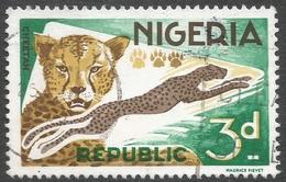 Nigeria. 1965-66 Definitives. 3d Used. SG 176 - Nigeria (1961-...)