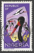Nigeria. 1965-66 Definitives. 6d Used. SG 178 - Nigeria (1961-...)