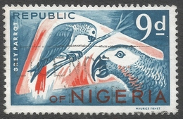 Nigeria. 1965-66 Definitives. 9d Used. SG 179 - Nigeria (1961-...)