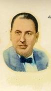 PERONISMO JUAN DOMINGO PERON STICKER CALCOMANIA AUTOCOLLANTE CIRCA 1950  ZTU. - Stickers