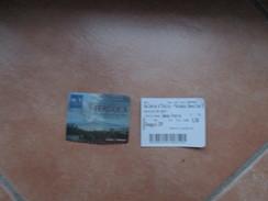 MUSEI Napoli Gallerie D'Italia Palazzo Zevallos Mostra Pittore FERGOLA LO Splendore Di Un Regno Ticket Biglietto Ingress - Tickets - Entradas