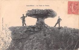 55 RARE SAINT MIHIEL LA TABLE DU DIABLE / EDITION PEUGEOT - Saint Mihiel