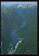 CPM Neuve Japon KUROBE Dam Le Barrage Préfecture De Toyama - Giappone