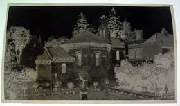 Vues Diverses De Laon (lieux à Situer) Aisne  - 7 Négatifs Souples - Photos Anciennes Amatuers - Diapositives