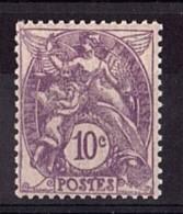 France - 1927 - N° 233 - Neuf ** - Type Blanc - France