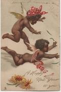 TUCK RAPHAEL   SERIE   ANGELOTS NOIRS - Tuck, Raphael
