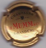 MUMM N°122 - Champagne