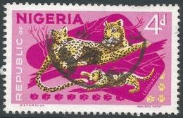 Nigeria. 1969-72 Definitives. NSP&M Co Printing. 4d Used. SG 224 - Nigeria (1961-...)
