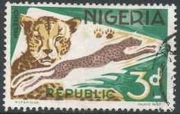 Nigeria. 1969-72 Definitives. NSP&M Co Printing. 3d Used. SG 223 - Nigeria (1961-...)