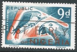Nigeria. 1969-72 Definitives. NSP&M Co Printing. 9d Used. SG 226 - Nigeria (1961-...)