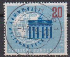 Berlin 1959 MiNr.189 O Gest. Kommunaler Weltkongress, Berlin ( B 296 ) - Gebraucht