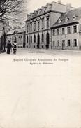 SOCIETE GENERALE ALSACIENNE DE BANQUE AGENCE DE MULHOUSE - Mulhouse