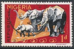 Nigeria. 1965-66 Definitives. 1d Used. SG 173 - Nigeria (1961-...)
