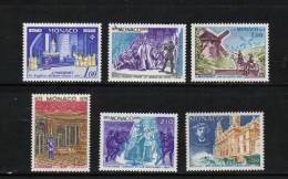 Monaco Timbres De 1979  Serie Complète Neuve **  N°1175 A 1180 - Monaco