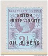 OIL  RIVERS  4  * - Nigeria (...-1960)
