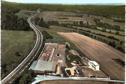 Andilly En Bassigny Vue Aérienne Thermes Gallo Romaines - Chemin De Fer - Autres Communes