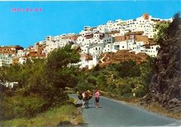 Espagne - Almeria - Mojacar - Vue Générale - Creaciones Floresba - Garrucha - Nº 52 - 1197 - Almería
