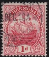 Bermuda      .       SG     .     46b         .       O        .    Gebruikt    .    /    .     Cancelled - Bermuda