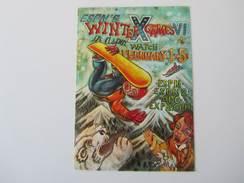 016F/ Winter X Games In Aspen 2002 ESPN Program - Sports D'hiver