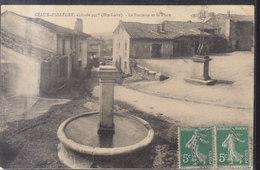 CEAUX D ALLEGRE / LA FONTAINE ET PLACE     //////    REF  BO. 43 - Other Municipalities