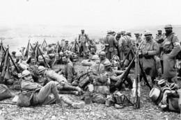 Militaria WW1 - Bivouac Dans La Région De Verdun - 1914-18