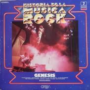 Genesis 33t. LP ESPAGNE *historia De La Musica Rock* - Rock