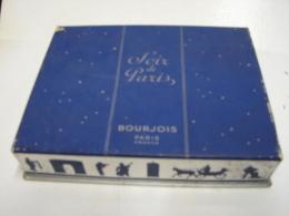 Lot. 722. Boîte En Carton Soir De Paris - Boîtes