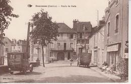 19 - DONZENAC - Route De Paris - Frankreich