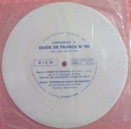 SCOUTISME - DISQUE 33T GUIDES DE FRANCE - CHANT DU SOLSTICE -