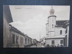 AK ERSEKUJVAR Nove Zamky Synagoga Synagogue Ca.1920 // D*23211 - Slowakei