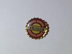 Tuborg Beer Pin. In Good Conditions - Bebidas