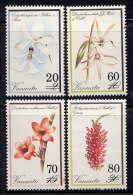VANUATU - 907/910** - ORCHIDEES - Vanuatu (1980-...)