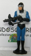 MONDOSORPRESA, (SC85LT50) GLI INCREDIBILI, FIGURA GUARDIA 7,5cm - Cartoni Animati
