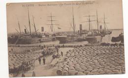 SETE - CETTE - Le Bassin Du Quai Du Goulet - Sete (Cette)