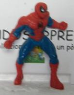 MONDOSORPRESA, (SC85LT73) FIGURA SPIDERMAN 5,5 Cm - Cartoons
