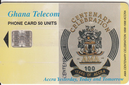 GHANA - Centenary Of Accra, 07/99, Used