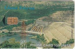 GHANA - Akosombo Dam, Antenna, 06/03, Used