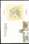 J) 1983 UNITED STATES, NATIVE TREES, TSHIRALALA AND MULATA, FDC - United States