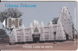 GHANA - Preserving The Rich Heritage Of Ghana, 08/01, Used