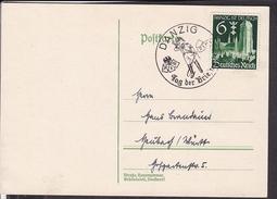 "Sonderstempel Danzig "" Tag Der Briefmarke "" 1940 ? - Covers & Documents"