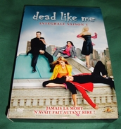 Dvd Zone 2 Dead Like Me Intégrale Saison 1 (2003)  Vf+Vostfr - TV-Serien